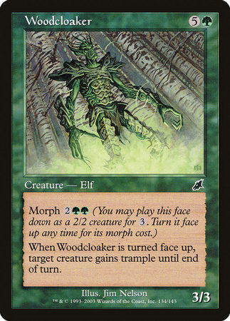 Woodcloaker [Scourge] | Eastridge Sports Cards & Games