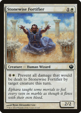 Stonewise Fortifier [Journey into Nyx] | Eastridge Sports Cards & Games