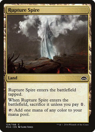 Rupture Spire [Planechase Anthology] | Eastridge Sports Cards & Games