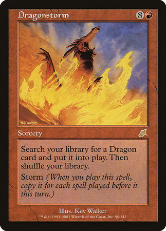 Dragonstorm [Scourge] | Eastridge Sports Cards & Games