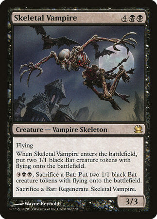 Skeletal Vampire [Modern Masters] | Eastridge Sports Cards & Games