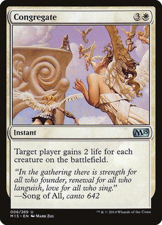 Congregate [Magic 2015] | Eastridge Sports Cards & Games