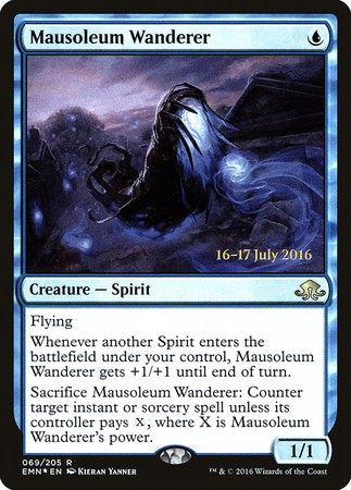 Mausoleum Wanderer [Eldritch Moon Promos] | Eastridge Sports Cards & Games