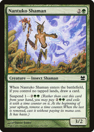 Nantuko Shaman [Modern Masters] | Eastridge Sports Cards & Games