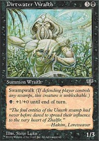 Dirtwater Wraith [Mirage] | Eastridge Sports Cards & Games