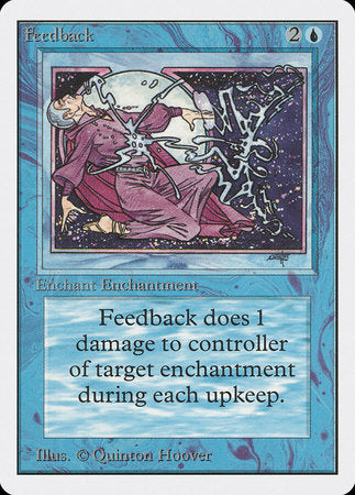 Feedback [Unlimited Edition] | Eastridge Sports Cards & Games