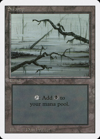 Swamp (C) [Revised Edition] | Eastridge Sports Cards & Games