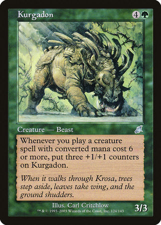 Kurgadon [Scourge] | Eastridge Sports Cards & Games