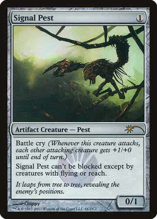 Signal Pest [Wizards Play Network 2011] | Eastridge Sports Cards & Games