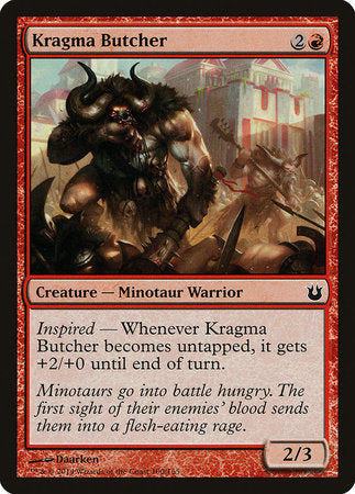 Kragma Butcher [Born of the Gods] | Eastridge Sports Cards & Games