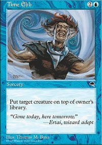 Time Ebb [Tempest] | Eastridge Sports Cards & Games