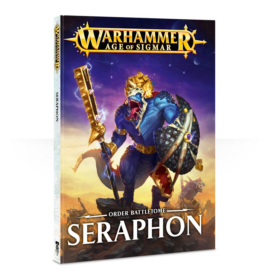 Battletome: Seraphon | Eastridge Sports Cards & Games