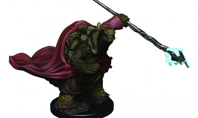 D&D Icons Premium Miniatures: Tortle Monk | Eastridge Sports Cards & Games