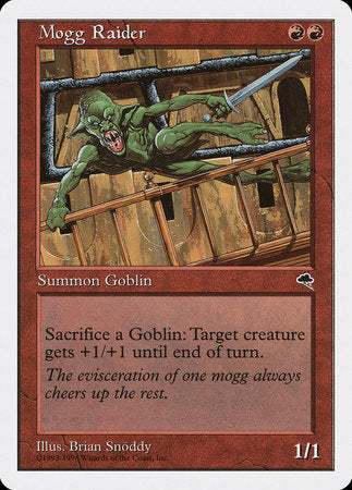 Mogg Raider [Anthologies] | Eastridge Sports Cards & Games