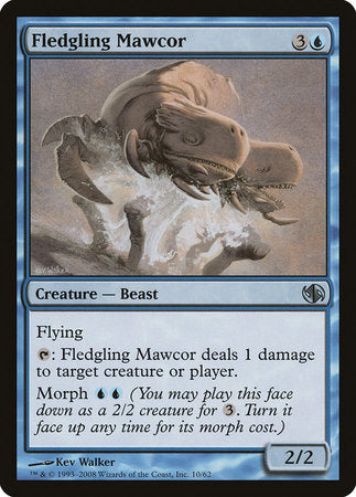 Fledgling Mawcor [Duel Decks: Jace vs. Chandra] | Eastridge Sports Cards & Games