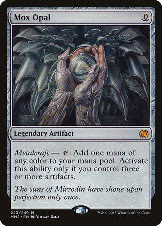 Mox Opal [Modern Masters 2015] | Eastridge Sports Cards & Games