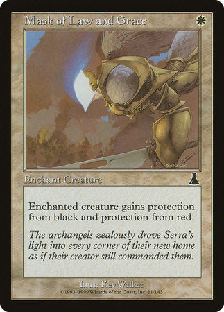 Mask of Law and Grace [Urza's Destiny] | Eastridge Sports Cards & Games