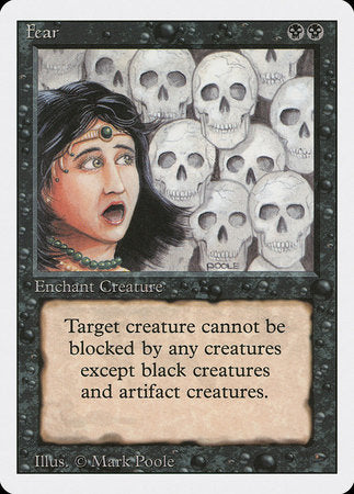 Fear [Revised Edition] | Eastridge Sports Cards & Games