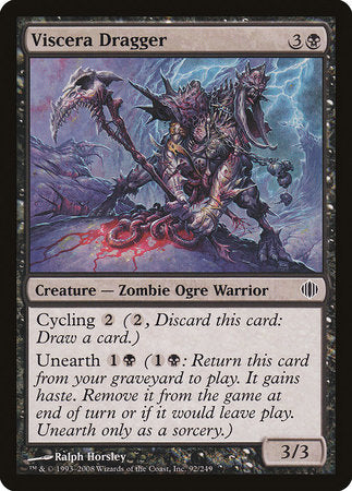 Viscera Dragger [Shards of Alara] | Eastridge Sports Cards & Games