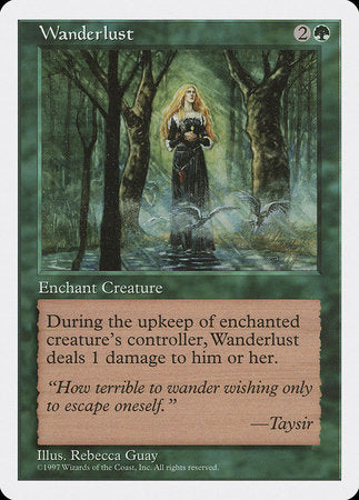 Wanderlust [Fifth Edition] | Eastridge Sports Cards & Games