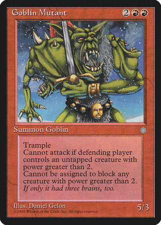 Goblin Mutant [Ice Age] | Eastridge Sports Cards & Games