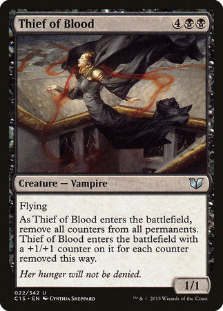 Thief of Blood [Commander 2015] | Eastridge Sports Cards & Games