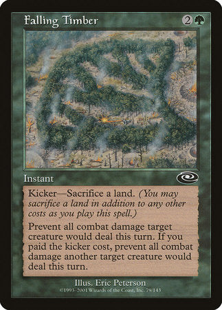 Falling Timber [Planeshift] | Eastridge Sports Cards & Games