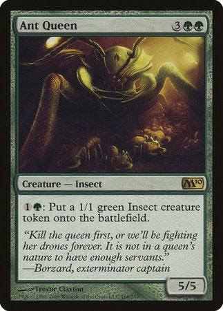Ant Queen [Magic 2010] | Eastridge Sports Cards & Games