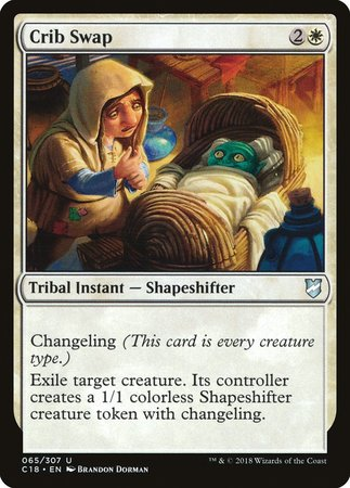 Crib Swap [Commander 2018] | Eastridge Sports Cards & Games