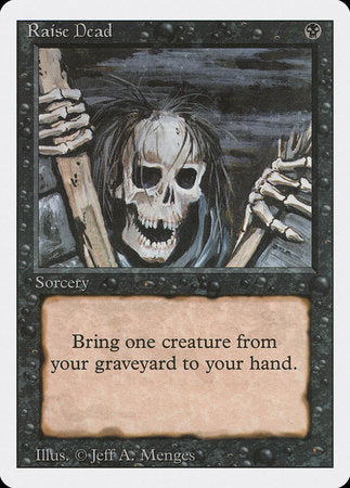 Raise Dead [Revised Edition] | Eastridge Sports Cards & Games