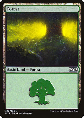 Forest (268) [Magic 2015] | Eastridge Sports Cards & Games
