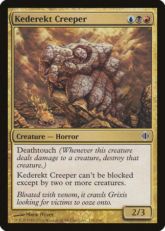 Kederekt Creeper [Shards of Alara] | Eastridge Sports Cards & Games