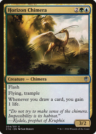 Horizon Chimera [Commander 2016] | Eastridge Sports Cards & Games