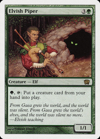 Elvish Piper [Eighth Edition] | Eastridge Sports Cards & Games