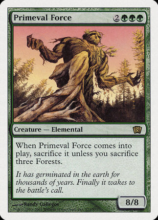 Primeval Force [Eighth Edition] | Eastridge Sports Cards & Games