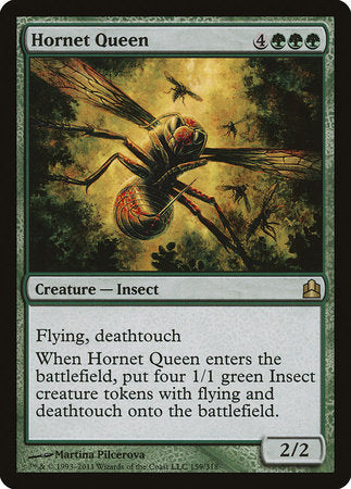 Hornet Queen [Commander 2011] | Eastridge Sports Cards & Games