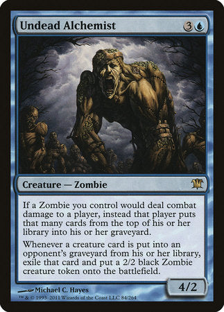 Undead Alchemist [Innistrad] | Eastridge Sports Cards & Games