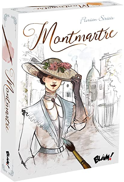 Montmartre | Eastridge Sports Cards & Games