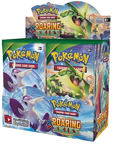 Pokemon - Roaring Skies Booster Pack | Eastridge Sports Cards & Games