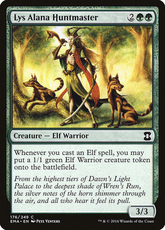Lys Alana Huntmaster [Eternal Masters] | Eastridge Sports Cards & Games