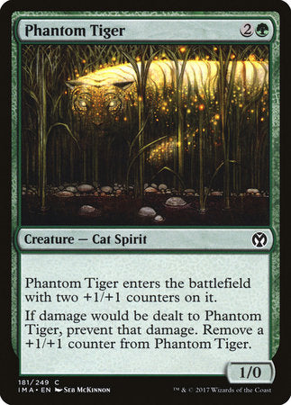 Phantom Tiger [Iconic Masters] | Eastridge Sports Cards & Games