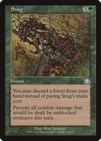 Snag [Prophecy] | Eastridge Sports Cards & Games