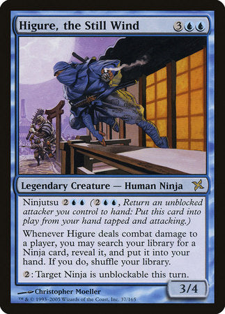 Higure, the Still Wind [Betrayers of Kamigawa] | Eastridge Sports Cards & Games
