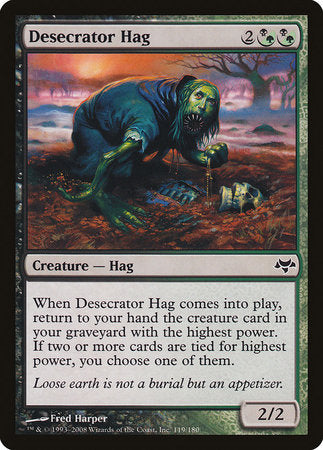Desecrator Hag [Eventide] | Eastridge Sports Cards & Games