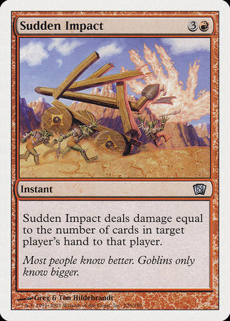 Sudden Impact [Eighth Edition] | Eastridge Sports Cards & Games