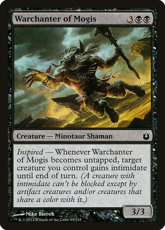Warchanter of Mogis [Born of the Gods] | Eastridge Sports Cards & Games