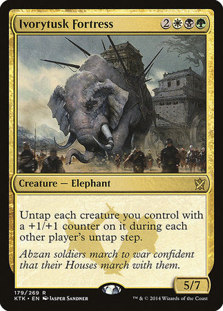 Ivorytusk Fortress [Khans of Tarkir] | Eastridge Sports Cards & Games