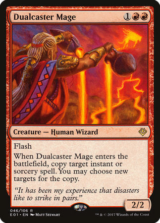Dualcaster Mage [Archenemy: Nicol Bolas] | Eastridge Sports Cards & Games