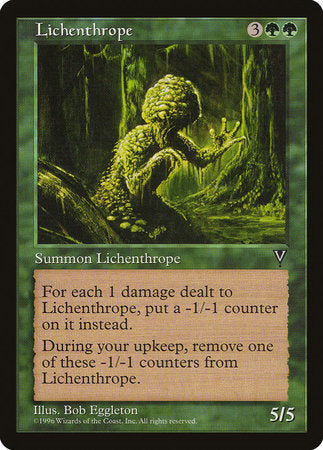 Lichenthrope [Visions] | Eastridge Sports Cards & Games