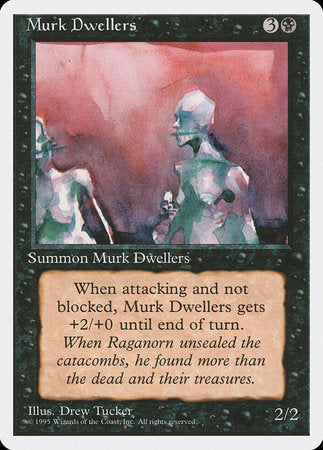Murk Dwellers [Fourth Edition] | Eastridge Sports Cards & Games